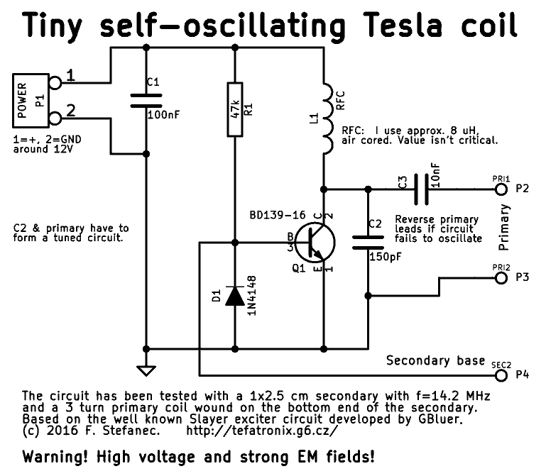 SSTC 2.1 - Tiny Self-oscillating Solid State